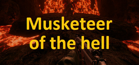 Musketeer of the hell Capa