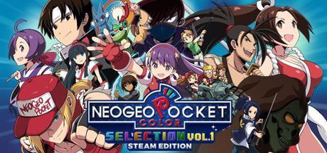 NEOGEO POCKET COLOR SELECTION Vol 1 Steam Edition Capa