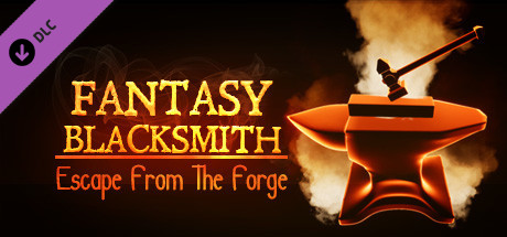 Fantasy Blacksmith  Escape From The Forge [PT-BR] Capa