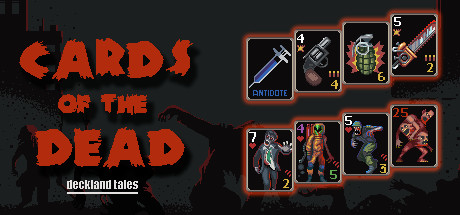 Cards of the Dead Capa