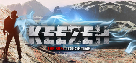 Keezeh The Spector of Time Capa