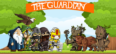 The Guardian Cover Image
