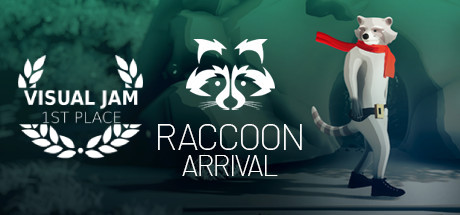 Raccoon Arrival Cover Image