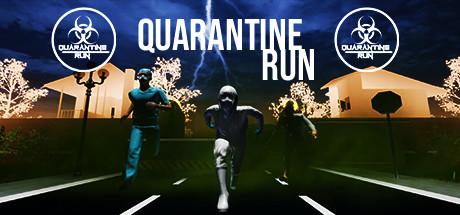 Quarantine Run Cover Image