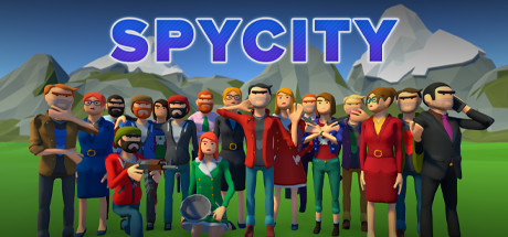 SPYCITY Cover Image