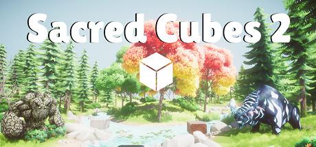 Sacred Cubes 2 Capa