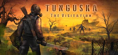 Tunguska The Visitation Capa