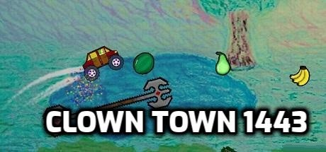 clown town 1443 Cover Image