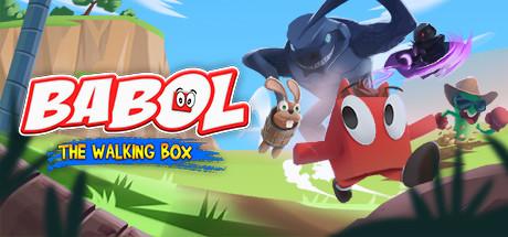 Babol the Walking Box [PT-BR] Capa