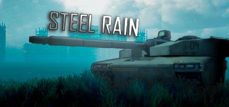Steel Rain  Dawn of the Machines Capa