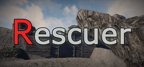 Rescuer [PT-BR] Capa