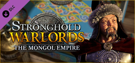 Stronghold Warlords  The Mongol Empire Campaign [PT-BR] Capa