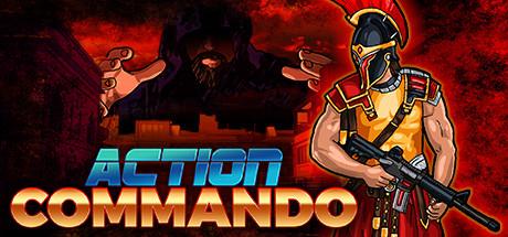Teaser for Action Commando