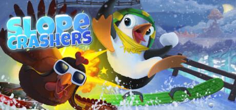 Slopecrashers Cover Image