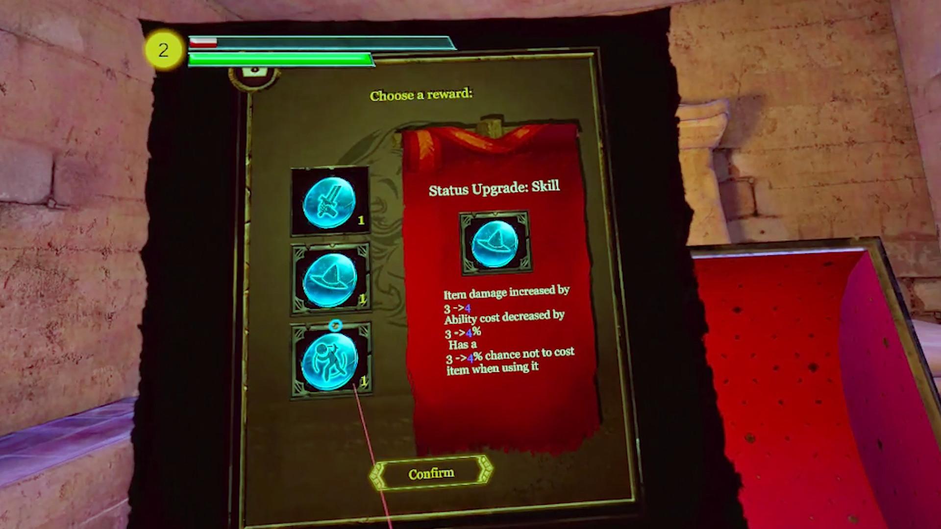 Oculus Quest 游戏《Mortal and Monster VR》命运抉择插图(3)