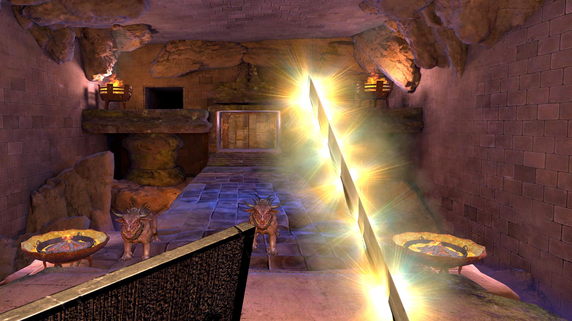 Oculus Quest 游戏《Mortal and Monster VR》命运抉择插图(1)
