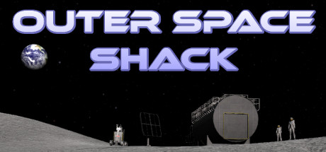 Outer Space Shack Cover Image