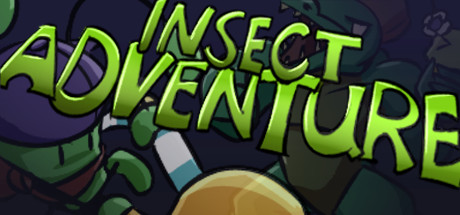 Insect Adventure Cover Image