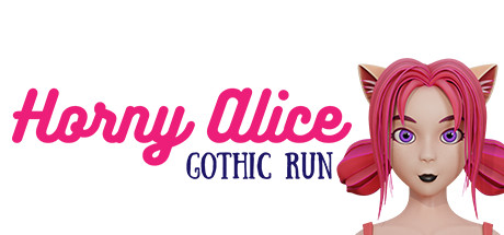Horny Alice: Gothic Run Cover Image