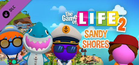 THE GAME OF LIFE 2  Sandy Shores world Capa