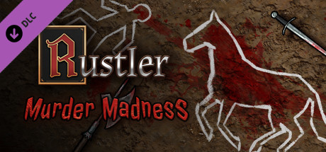 Rustler  Murder Madness Capa