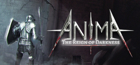 Anima  The Reign of Darkness Capa