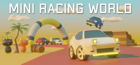 Mini Racing World Capa