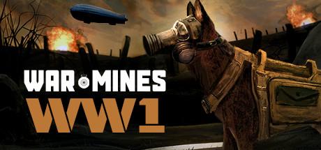 War Mines WW1 Capa