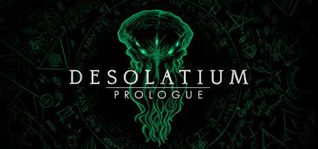 Desolatium Prologue Capa