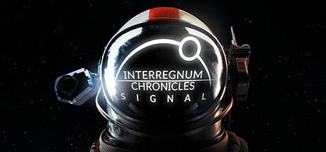 Interregnum Chronicles Signal Capa