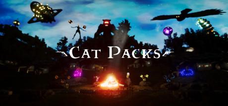 Cat Packs Capa