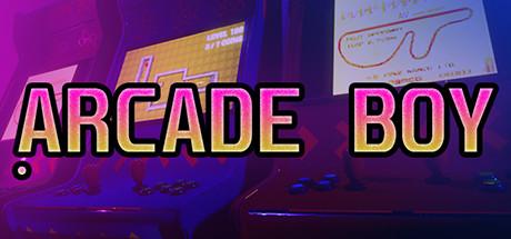 Arcade Boy Capa
