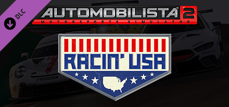 Automobilista 2  Racin USA Pack Pt1 [PT-BR] Capa
