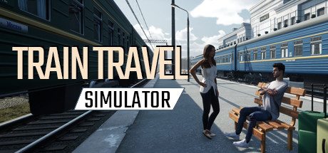Train Travel Simulator Capa