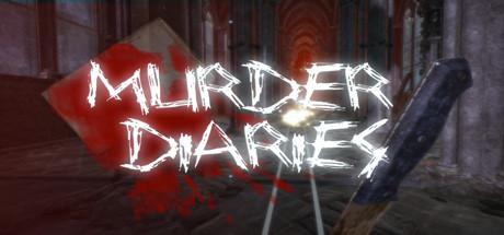 Murder Diaries Capa