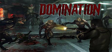 Domination Capa
