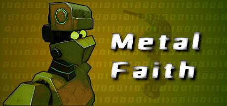 Metal Faith Capa