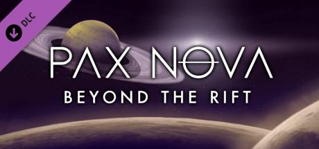 Pax Nova  Beyond the Rift DLC Capa