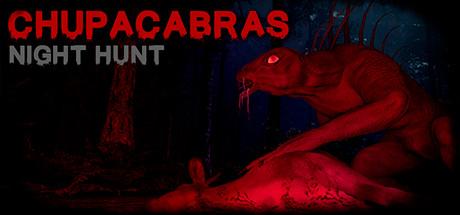 Chupacabras Night Hunt Capa