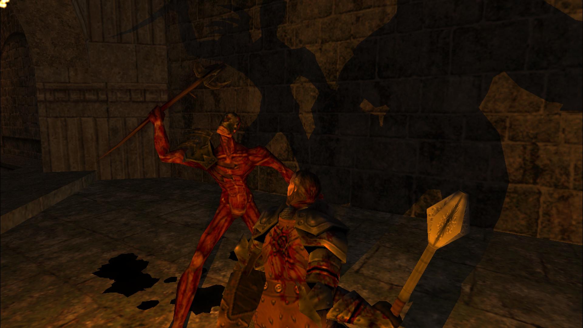 Blade of Darkness screenshot 1