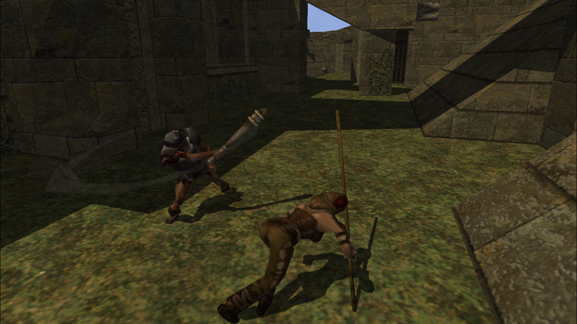 Blade of Darkness screenshot 2