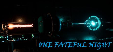 One Fateful Night Capa