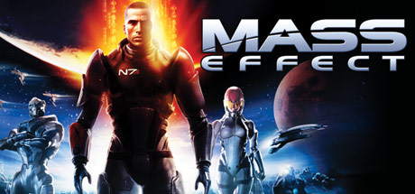 Mass Effect (2007) Cover Image