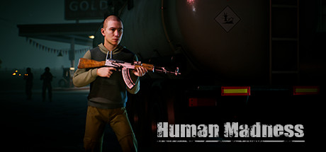 Human Madness [PT-BR] Capa