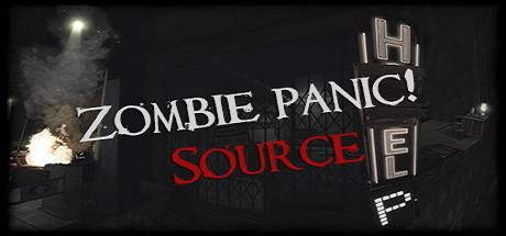 Zombie Panic! Source Logo