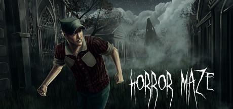 Horror Maze Capa