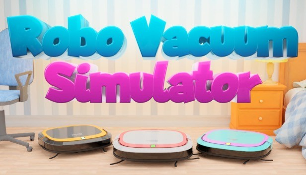 Robo Vacuum Simulator | Wishlist