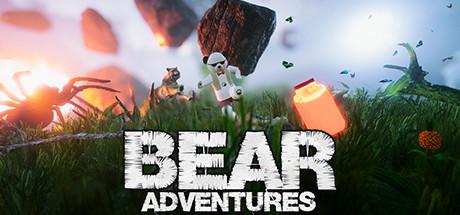 Bear Adventures Capa