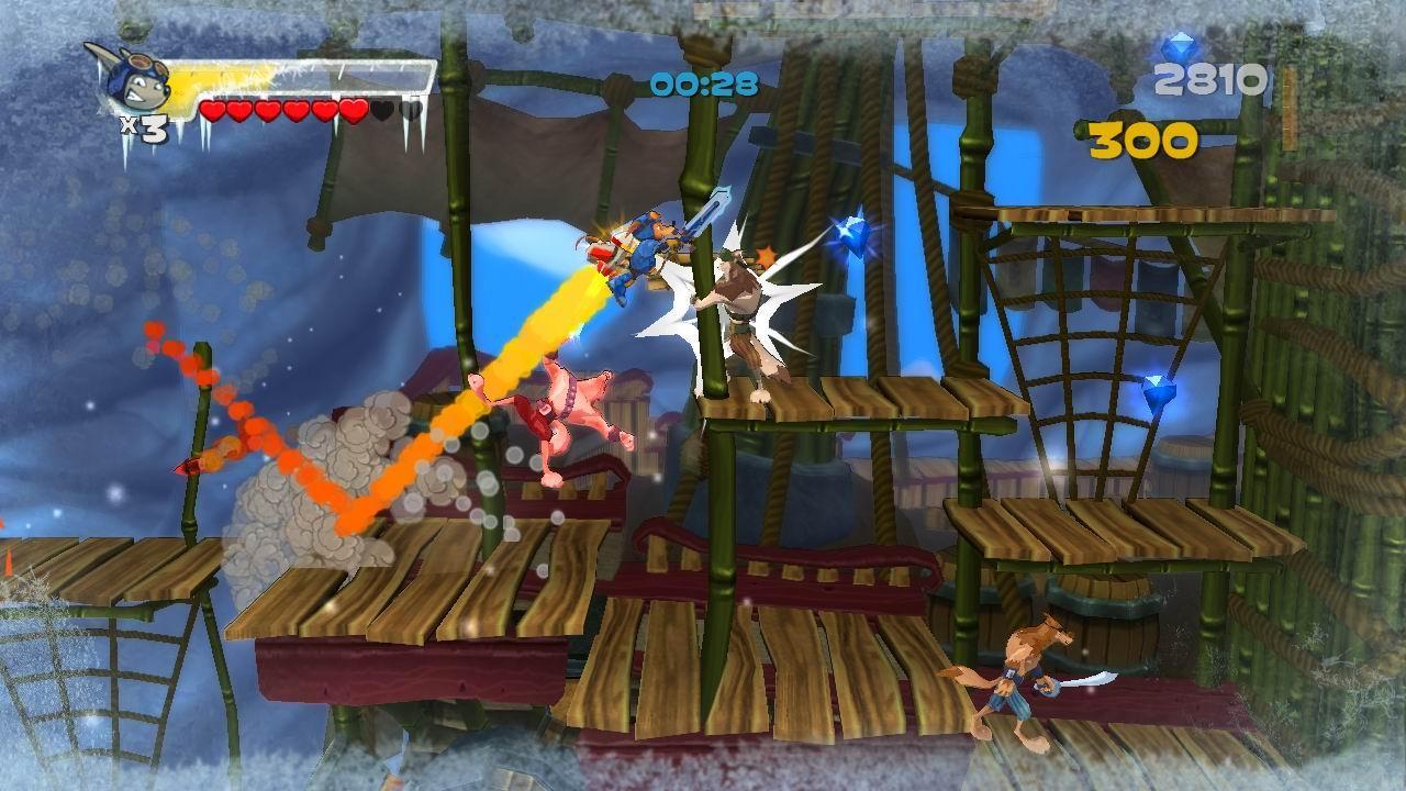 Rocket Knight On Steam