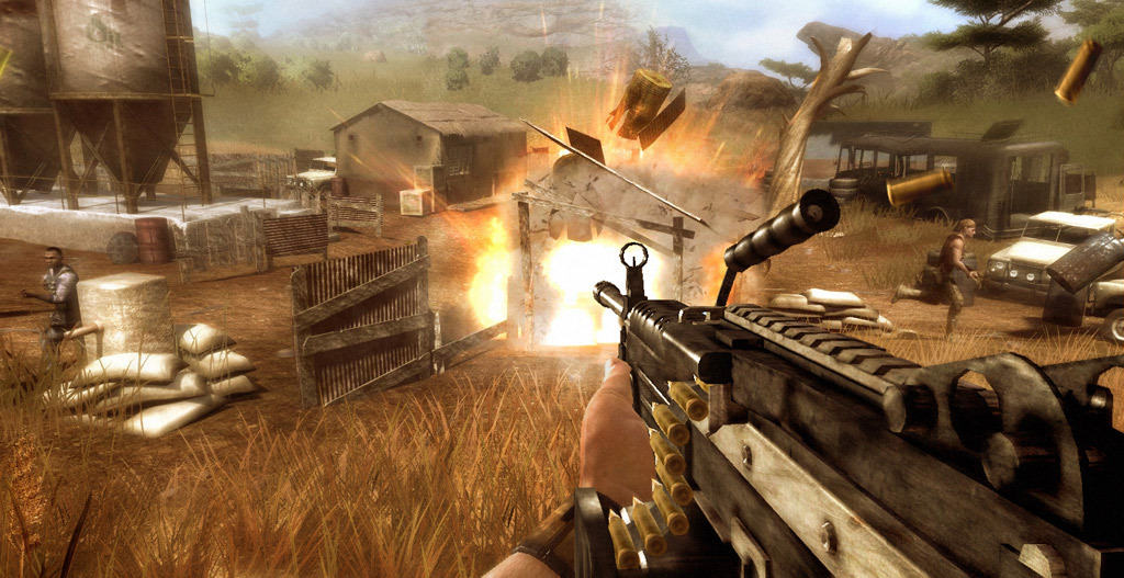 Far cry 2 games for pc poker and gambling